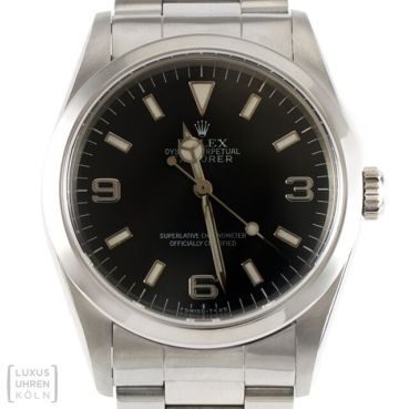 Rolex Uhr Oyster Perpetual Explorer I Revision Ref. 14270