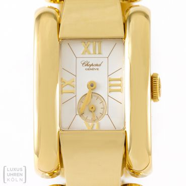 Chopard Uhr La Strada Damen Medium 750er Gold Revision Ref. 41/6803
