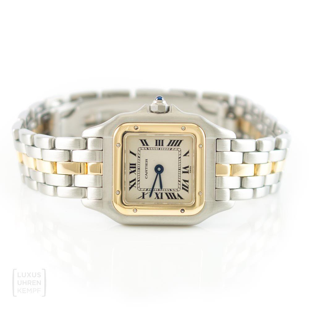 Cartier Uhr Panthere Lady gebraucht Ref. 1120 Luxusuhren