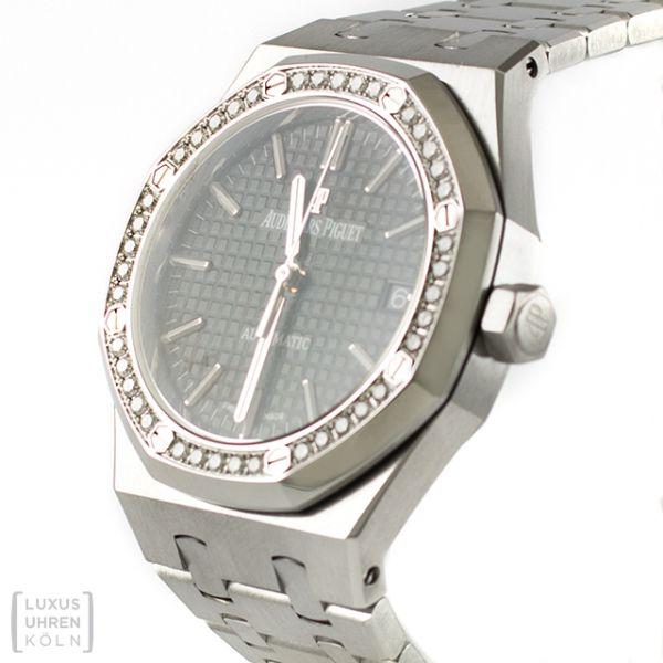 Aaudemars Piguet Uhr Royal Oak Lady Ref 15451st Zz 1256st 01