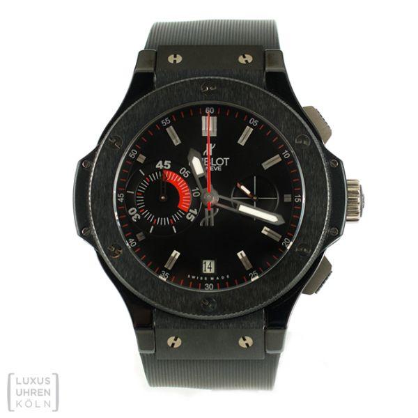 Hublot Uhr Big Bang Euro 2008 Limited Edition Automatik