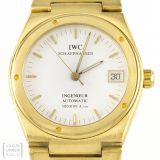 IWC Ingenieur 750er Gold Chronometer Ref. 9238
