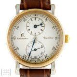 Chronoswiss Regulateur CH 6326 Edelstahl /Bronze